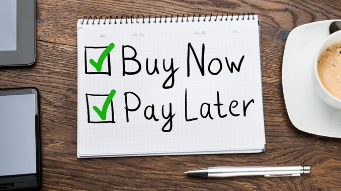 buy now pay later catalogues for people with bad credit
