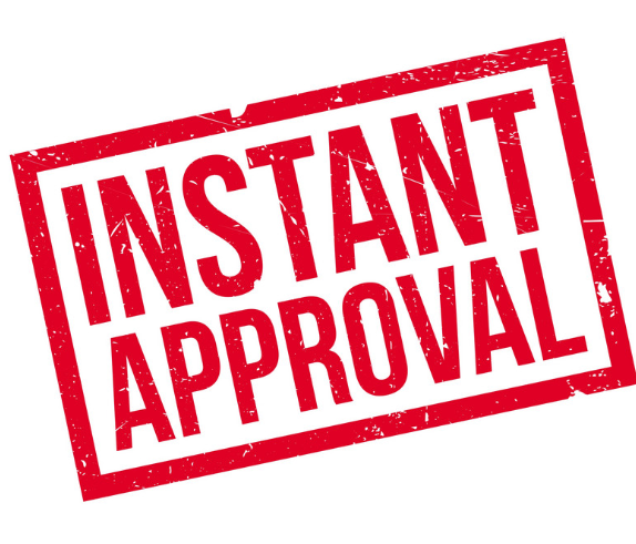 instant approval catalogues